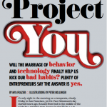 Project You Article in Delta Sky Magazine